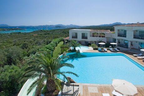 Sardisches Flair in idyllischer Lage - Kostenfrei stornierbar, Hotel Petra Bianca, Cala di Volpe, Costa Smeralda, Sardinien, Italien - save 73%