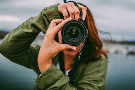 Fotografie voor beginners Online cursus met veel tips<br /> 3 uur aan video's<br /> Incl. examen met certificaat