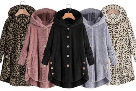 Abrigo de mujer disponible en varios colores y tallas