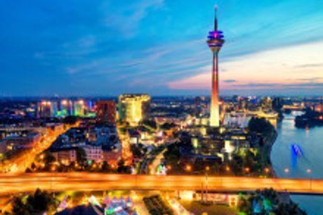 Entspannung am Rande von Düsseldorf. Von September bis November 2021 buchbar! Wollen Sie Ihren Besuch in Düsseldorf mit Wellness verbinden? Dann buchen Sie das schicke 4-Sterne Van der Valk Airporthotel