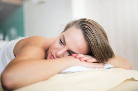 Esta massagem de relaxamento irá revitalizar o seu corpo e trazer-lhe uma sensação de bem-estar tanto a nível físico como psicológico. Tire um momento para si. Apenas 22,9€