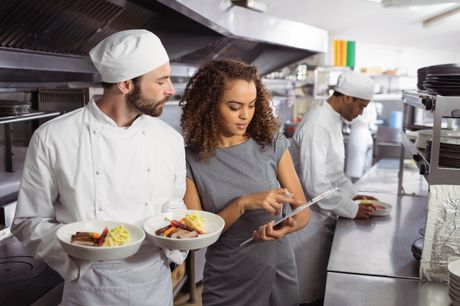 £16 for an online food and beverage management course