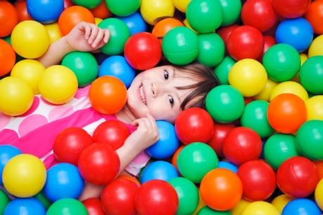 Soft Play Entry with Meal for Up to Four Children at Wild Adventure