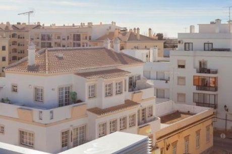 FARO BOUTIQUE HOTEL: Estadia com Pequeno Almoço no Centro de Faro. Aproveite para conhecer a Cidade e os seus Recantos!
