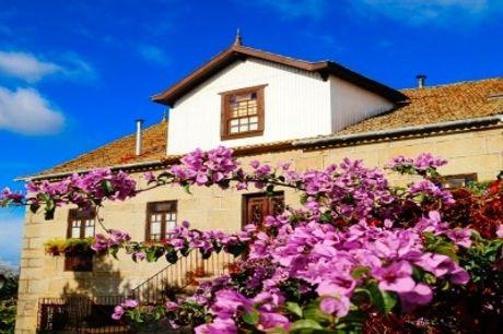 CASA do FUNDO - SEIA: 1 ou 2 Noites com Pequeno-Almoço numa pequena aldeia no sopé do Parque Natural da Serra da Estrela.