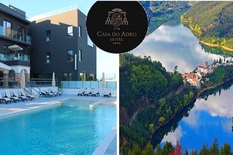 Casa do Adro Hotel 4*: Estadia em Ferreira do Zêzere com Pequeno-almoço. Tão próximo de Lisboa e tão perfeito para relaxar. RESERVA ONLINE.