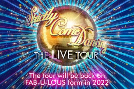 Strictly Come Dancing: The Live Tour, 20 January - 13 February 2022, 9 Arena Dates