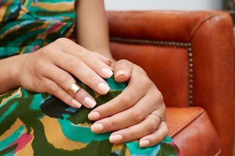 Gel Polish on Fingers, Toes or Both at Room Nine