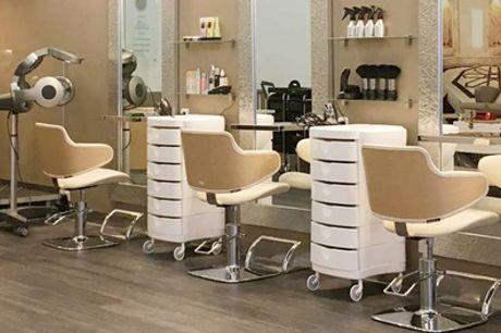 Haar-Behandlungspaket für alle Haarlängen, opt. mit Olaplex-Intensivkur, bei Nefis Beauty Institut (bis zu 55% sparen*)