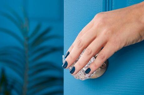 Pose de vernis semi permanent et beauté des mains et/ou des pieds à l'institut Paris Nails