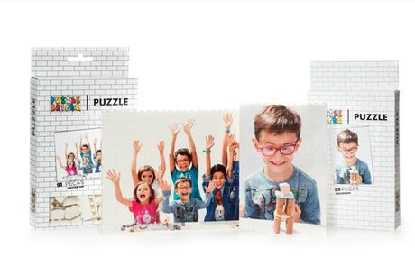 Se é fã de puzzles e quebra-cabeças estes Puzzle Bricks são a diversão que procura! Com opção entre 52, 91 e 185 peças pode escolher o que melhor se adapta a si, personalizá-lo e começar já a aventura. A partir de 17,9€