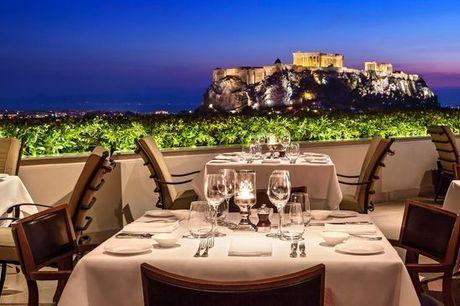 Grecia Atenas - Hotel Grande Bretagne, A Luxury Collection Hotel, Athens 5* desde 363,00 €. Estancia de lujo frente a la Plaza de la Constitución y el Parlamento