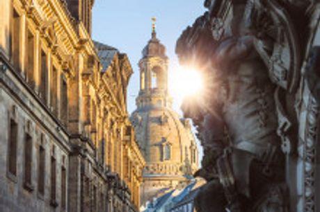Zwischen barocker Altstadt und Wanderungen im Elbsandsteingebirge. Von Oktober bis Dezember 2021 buchbar! Das 4-Sterne Penck Hotel Dresden ist ein gehobenes Design-Hotel, das moderne Architektur mit interessanten Kunstwerken verbindet. Das zentral gelegen