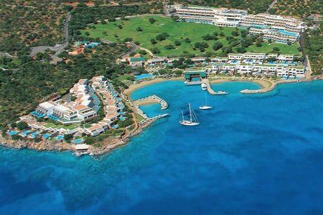 Porto Elounda Golf & Spa Resort - 100% remboursable, Elounda, Grèce - save 49%