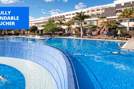 £309pp -- All-inclusive Lanzarote resort week, up to 40% off