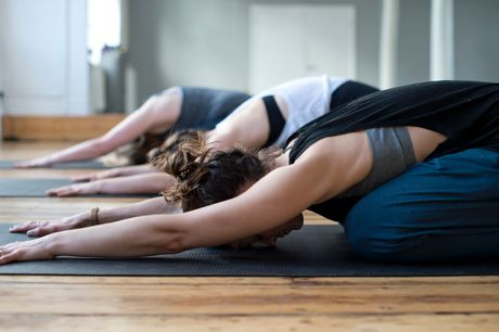 Take a drop-in class at Yogarise for just £8