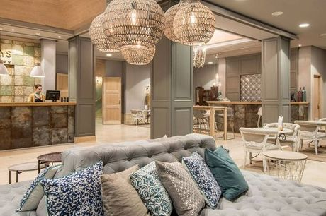 España Valencia - Hotel Vincci Lys 4* desde 97,00 €. Refinamiento en el centro