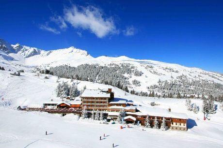 Winterzauber im französischen Skiparadies - Kostenfrei stornierbar, Hotel Courcheneige, Saint-Bon-Tarentaise, Courchevel 1850, Savoie, Frankreich - save 26%