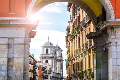Moderner 4*-Komfort in Madrid - Kostenfrei stornierbar, Vincci Soma, Madrid, Spanien - save 49%
