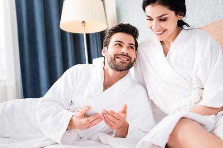 Voucher hotelovernachting 1 nacht in 3 of 4* hotel naar keuze  Lange geldigheid t/m 31 december 2021  Hét perfecte nachtje weg