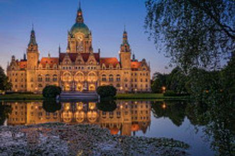 Entspannte Tage im Tal der Leine. Ein erlebnisreicher Städtetrip – das 4-Sterne H4 Hannover Messe Hotel ist die erste Wahl für Ihre Reise in die niedersächsische Landeshauptstadt. Das Hotel liegt im Süden von Hannover nur wenige Gehminuten vom Messegeländ