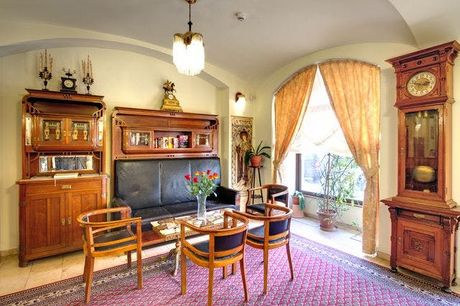 Kunstvoll Prag entdecken - Kostenfrei stornierbar, Hotel Mucha, Prag, Tschechische Republik - save 30%