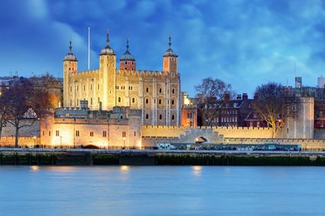 A central London stay at Grange White Hall Hotel with breakfast and a Tower of London entry. From £89pp for one night, or from £129pp for two nights - save up to 36%