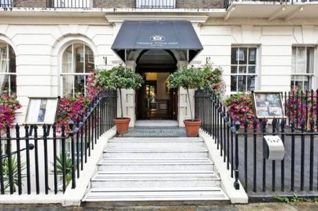 A central London stay at Grange White Hall Hotel with breakfast and Madame Tussauds entry. From £85pp for one night, or from £119pp for two nights - save up to 39%
