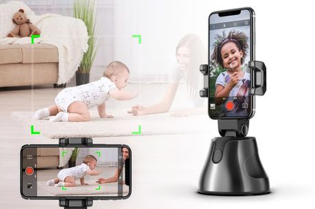 £15.99 instead of £56 for a face tracking smartphone mount from TopGoodChain - save 71%