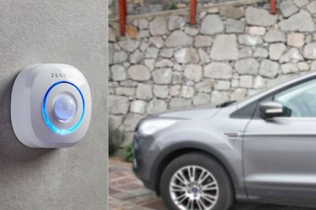 £14.99 instead of £49.99 for a Motion Sensor Alarm & Receiver from CJ Offers - save 70%