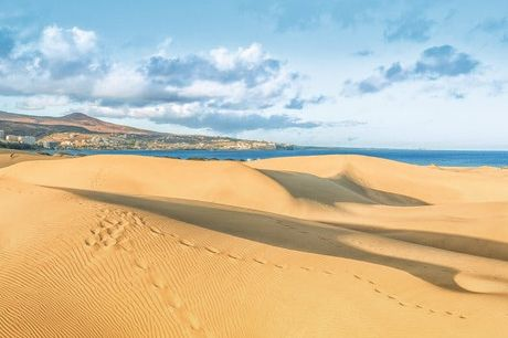 Strandglück mit Helikopterflug auf Gran Canaria, LABRANDA Playa Bonita, Playa del Inglés, Gran Canaria, Kanaren, Spanien - save 24%