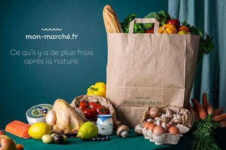 Bon d'achat valable sur le site mon-marché.fr (  jusqu'à 93% de réduction)