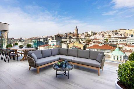 Turquía Estambul - JW Marriott Istanbul Bosphorus desde 223,00 €. Elegancia bohemia con vistas a la torre Gálata