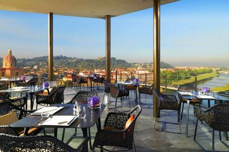 Italia Florencia - The Westin Excelsior 5* desde 269,00 €. Refugio idílico junto al río Arno