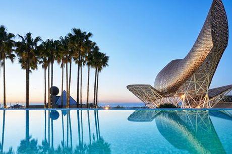 España Barcelona - Hotel Arts 5* desde 159,00 €. Estancia de lujo en un hotel icónico junto al mar