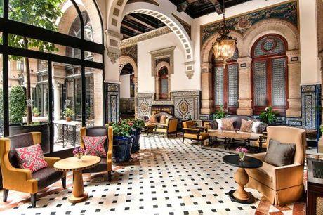 España Sevilla - Hotel Alfonso XIII - A Luxury Collection Hotel 5* desde 182,00 €. Edificio majestuoso con servicios de lujo