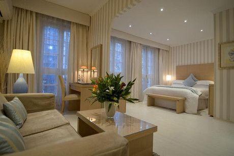 Shopping & Sightseeing an der Themse - Kostenfrei stornierbar, The Beaufort Hotel Knightsbridge, London, England, Großbritannien - save 44%