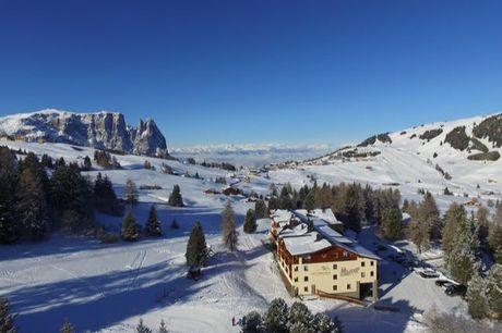 Ski- & Verwöhn-Paradies in Südtirol - Kostenfrei stornierbar, Hotel Steger-Dellai, Seiser Alm, Bozen, Südtirol, Italien - save 51%