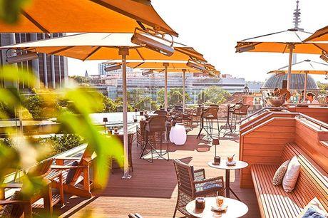 Bo på 5-stjernet spa-hotel med udsigt til Moorweiden Park inkl. morgenmad. Få 1, 2 eller 3 nætter på 5-stjernet hotel inkl. spa-adgang og morgenmad