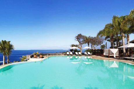 España Guia de Isora - Hotel Ritz Carlton Abama Golf & SPA Resort 5* desde 95,00 €. Lujo en el suroeste de la isla con vuelos