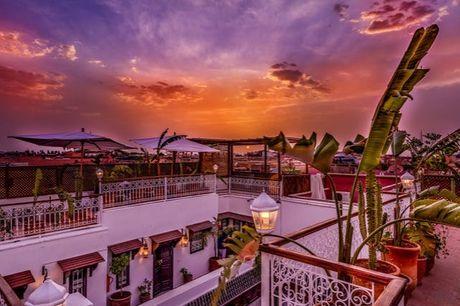 Märchenhafter Riad in Marrakesch - Kostenfrei stornierbar, Safran Et Canelle Riad & Spa, Marrakesch, Marokko - save 38%