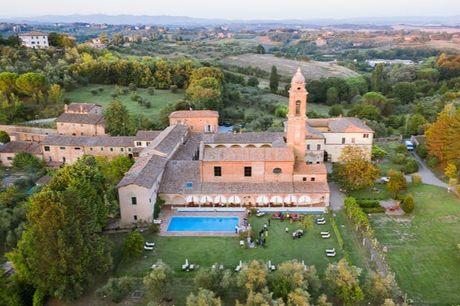 Edles Hotel in toskanischer Klosteranlage - Kostenfrei stornierbar, Hotel Certosa di Maggiano, Siena, Toskana, Italien - save 52%