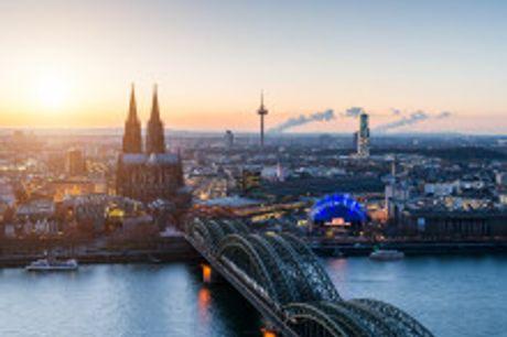 """Erholung, Shopping & Kultur in Köln. Das 3-Sterne Hotel """"Maternushaus"""" ist ein hochwertig eingerichtetes Gästehaus des Erzbistums Köln im Herzen der Stadt. Die gepflegten Zimmer garantieren dank moderner Annehmlichkeiten eine erholsame Nachtruhe"""