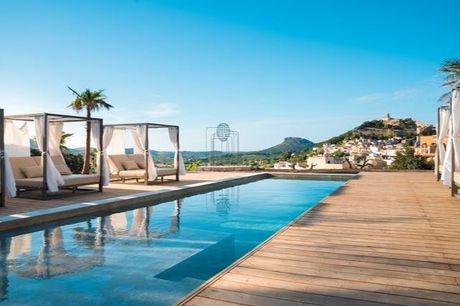 Adults-only-Traum auf Mallorca - Kostenfrei stornierbar, Hotel Creu de Tau Art & Spa, Canyamel, Mallorca, Balearen, Spanien - save 33%