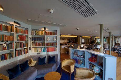 Kunst & Kulinarik in Londons Süden - Kostenfrei stornierbar, The Bermondsey Square Hotel, London, England, Großbritannien - save 46%