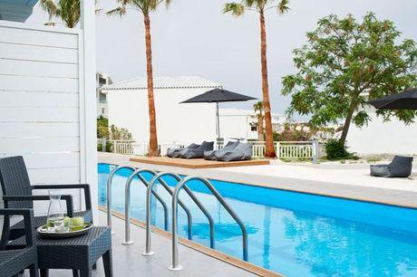 Sonne, Strand & Meeresrauschen auf Kreta - Kostenfrei stornierbar, Mr & Mrs White Crete Boutique Lounge & Spa, Stavros, Kreta, Griechenland - save 57%