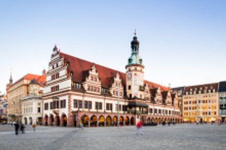Leipzig erleben!. Direkt im Zentrum der charmanten Universitätsstadt besticht das Hotel Royal International durch elegante, stilvoll eingerichtete Zimmer, die es in verschiedenen Kategorien gibt