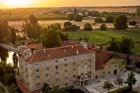 Wein & Wellness in historischer Luxus-Hacienda - Kostenfrei stornierbar, Hacienda Zorita Wine Hotel & Organic Farm, Salamanca, Spanien - save 52%