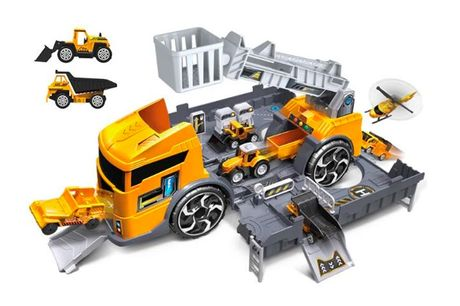 £14.99 instead of £49.99 for a kids' truck toy from Domo Secret - save 70%