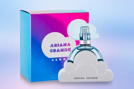 £27.99 instead of £32.96 for a 50ml bottle of Ariana Grande Cloud EDP, £33.99 for a 100ml bottle - save up to 15%